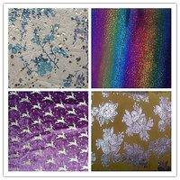 Multi Color Hot Stamping Textile Foil