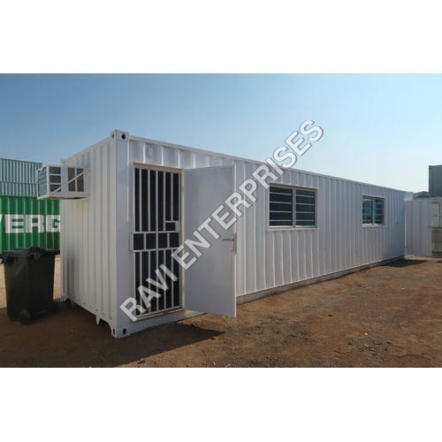 Portable Container Cabin