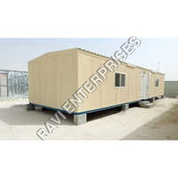 Modular Portable Office Cabin