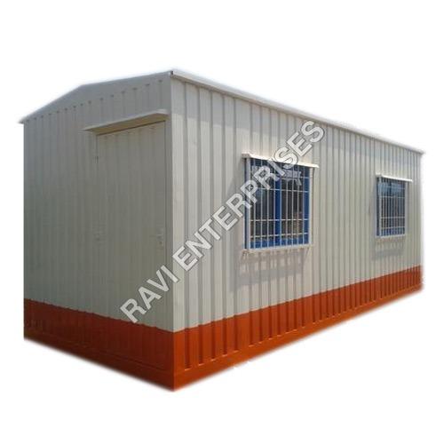 Mobile Portable Office Cabin