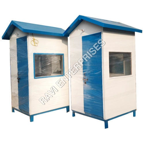 FRP Security Guard Cabin