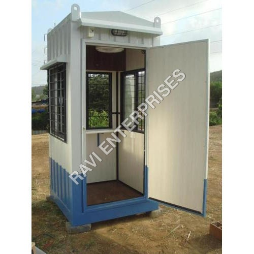 Onsite Security Guard Cabin