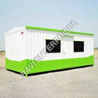 Industrial MS Portable Cabin