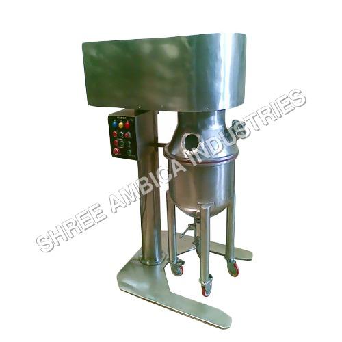 Semi Automatic Ointment Mixer