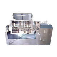 Semi Automatic Mass Mixer