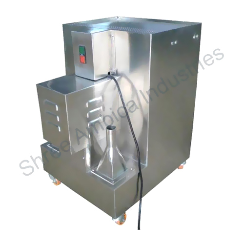 Stainless Steel Dust Extractor