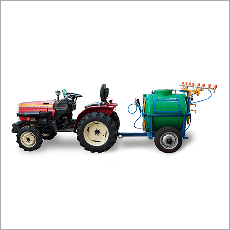 Tractor Attached Spraying Unit Code Spt 4A Msa Gt