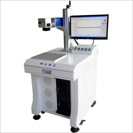 Tabletop Laser Marking Machine