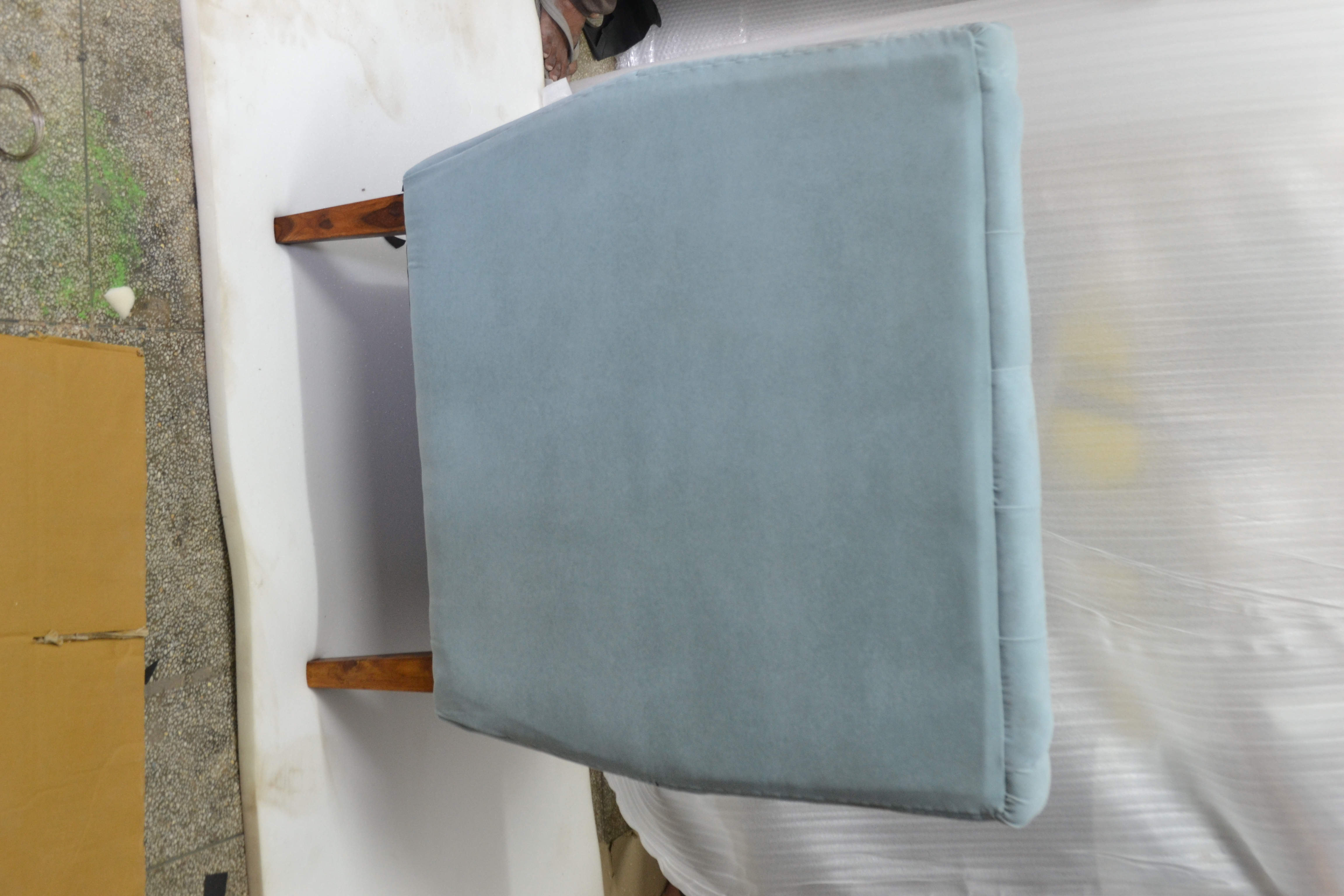 Wooden Fabric Sofa