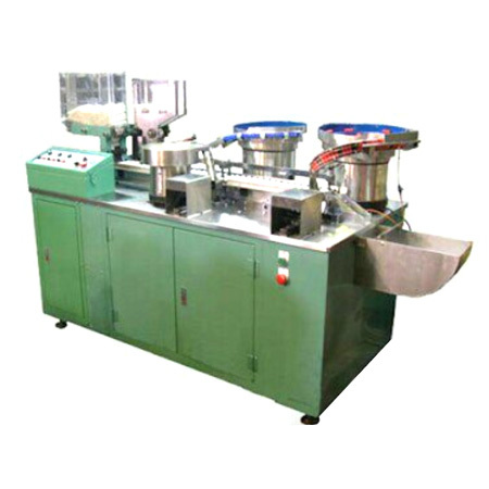 Manual Pan Making Machine