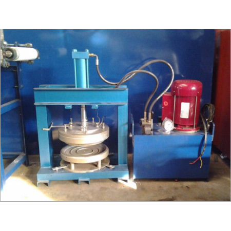 Wrinkle Silver Paper Plate Making Machine