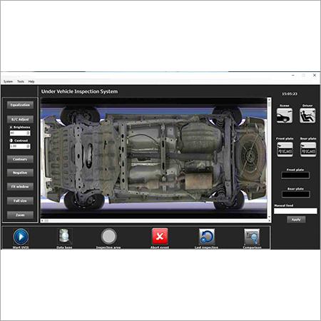 UVSS (Under Vehicle Surveillance System)