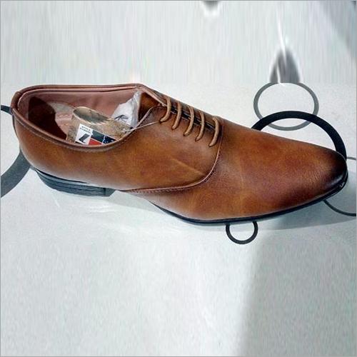Tan Formal Shoes