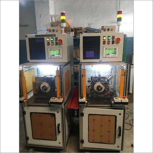 Static Armature Electrical Testing Machine