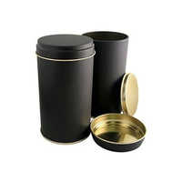 Tea Gift Pack Tin Container