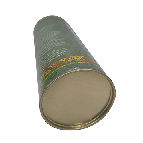 Packaged Food Tin Container