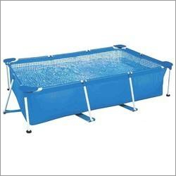 Intex 10 Ft. Rectangular Frame Pool (SP 703)