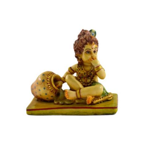 Handmade Lord Krishna statue