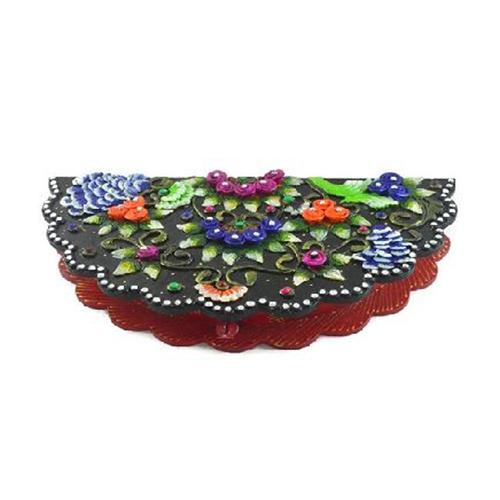 Flower Shape Dry Fruit Box