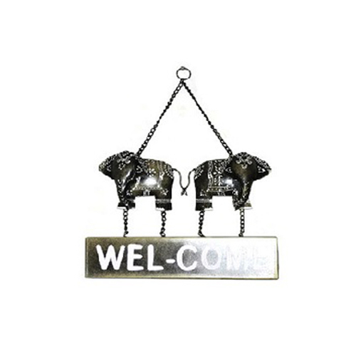 Handmade Welcome Wall Hanging