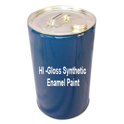Hi Gloss Synthetic Enamel Paint