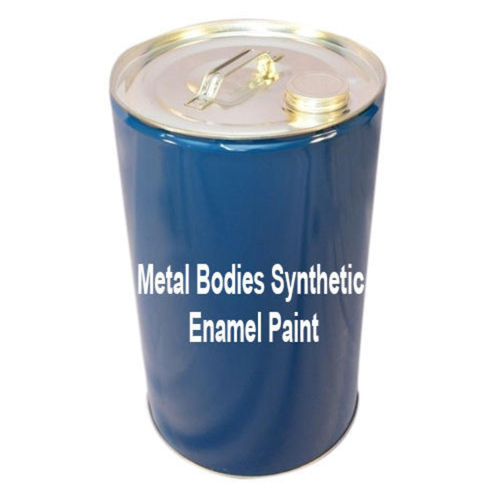 Metal Bodies Synthetic Enamel Paint