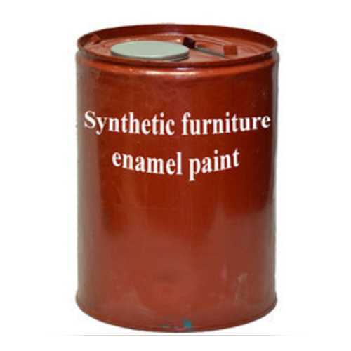 Synthetic Furniture Enamel Paint