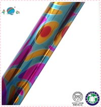 Multi Color Hot Stamping Plastic Foil