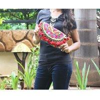 Banjara HandMade Embroidered  Handbag Sling Bag Clutch Bag
