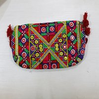 Banjara HandMade Embroidered  Handbag Sling Bag Clutch Bag