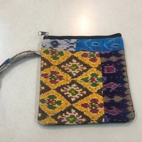 Indian Vintage Tribal Bohemian Silk Patch Work Clutch Pouch Bags