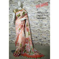 Ladies Digital Printed Saree