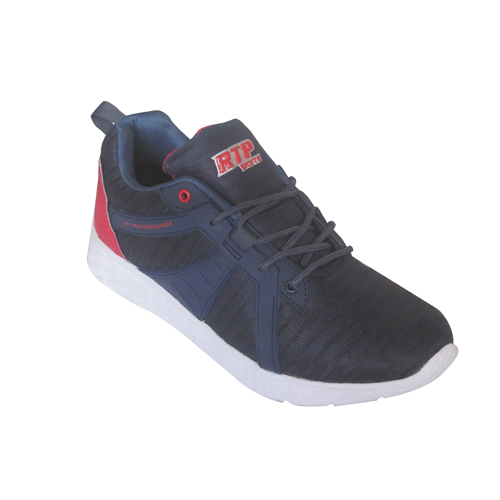 Mens Blue Running Shoes