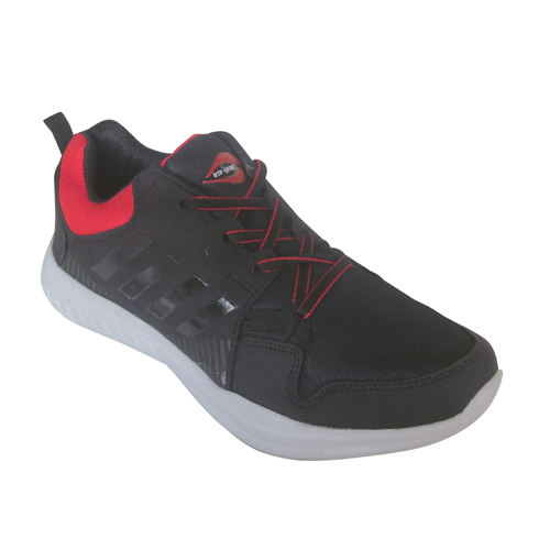 Mens Black Running Shoes