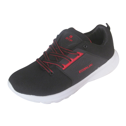 Mens Colored Lace Running Shoes