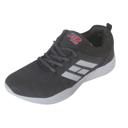 Mens Grey Running Shoes