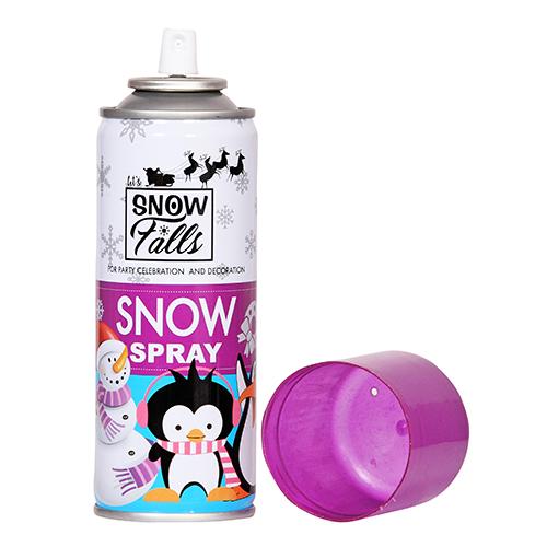 Artificial Snowfall Spray