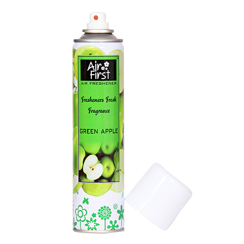 Green Apple Fresh Fragrance Air Freshener Spray