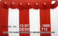 Parda decoration fabric