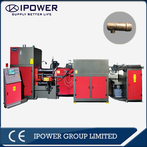 Angle Valve Horizontal Hot Forging Press Machine