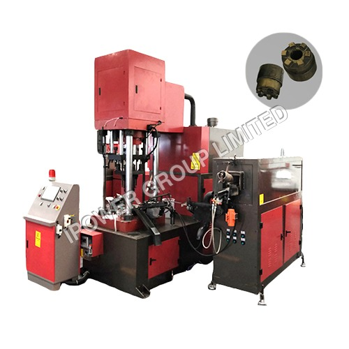 PPR Connector Vertical Hot Forging Press Machine