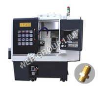 Brass Valve CNC Machine