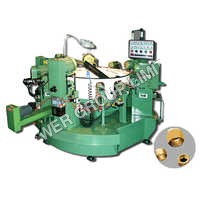 Ball Valve Bonnet Rotary Transfer Machine