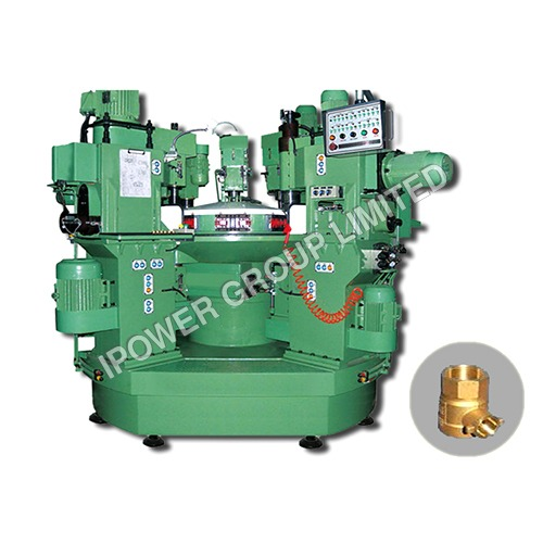 Ball Valve Rotary Transfer Machine