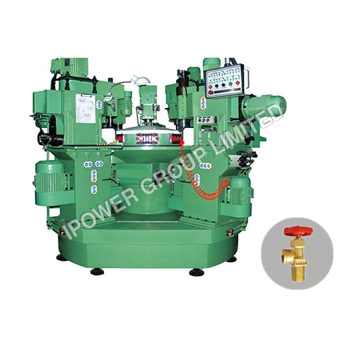 2 Way LPG Valve Rotary Transfer Machine