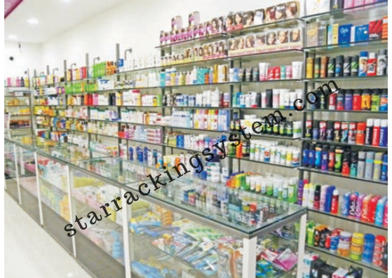 General Store Display Racks