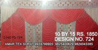 New tent parda design