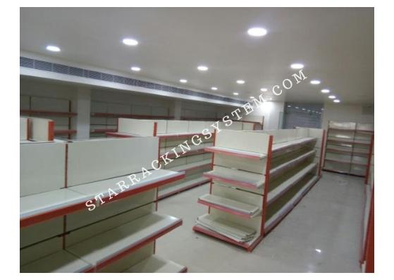 Display Racks and Shelves