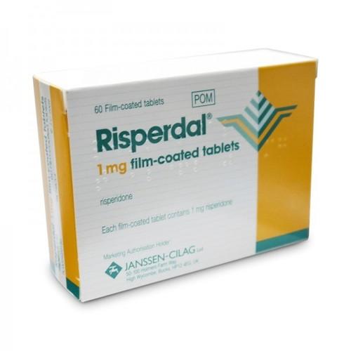 Risperdal Certifications: Who Gmp