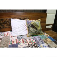 Banjara Throw Handmade Embroidery Bohemian Home Decor Boho Cushion Cover